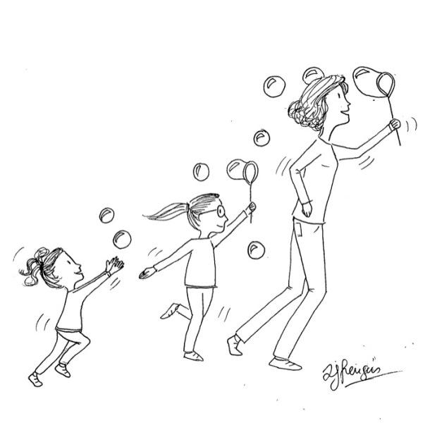 linge et bulle 4