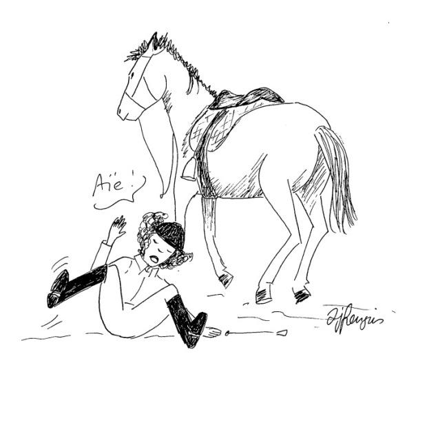 chute cheval 3