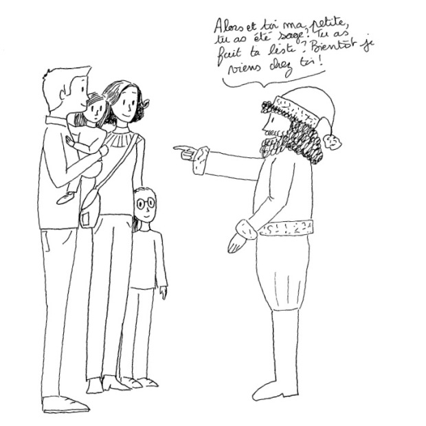 père noel 1