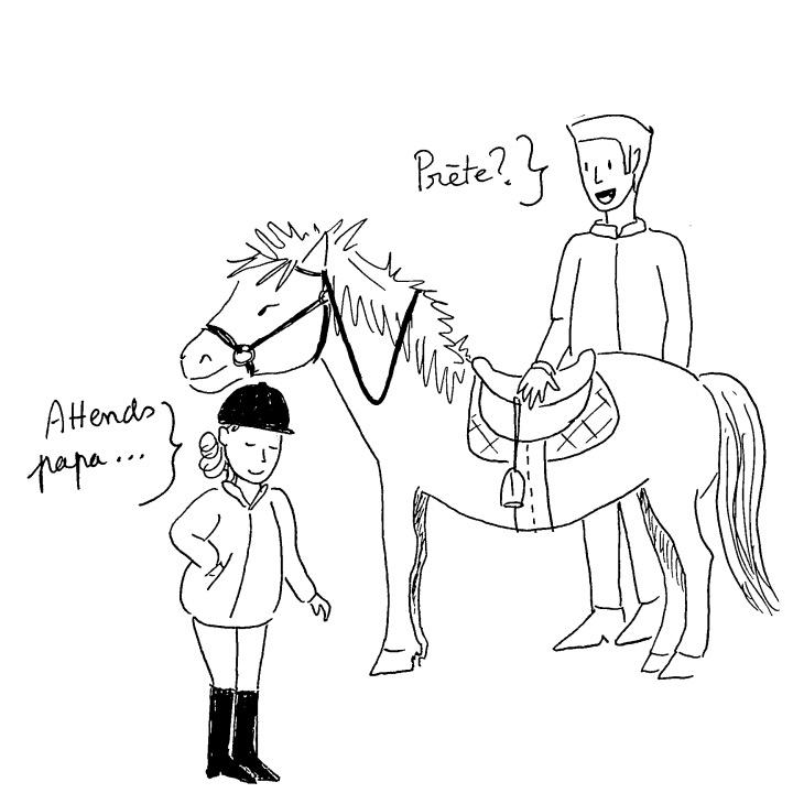 poney barbie 2