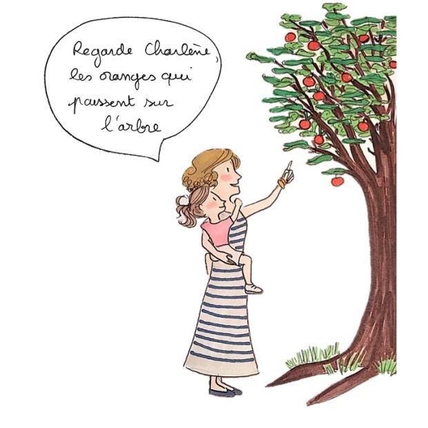 arbre fruitier 1